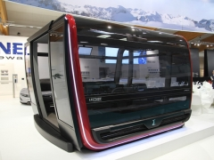 « Symphony », the innovative cabin 3S of Sigma